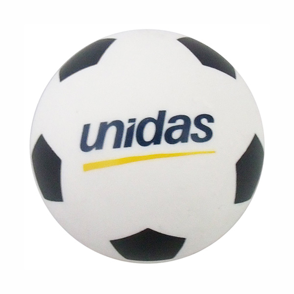 Bolinha anti-stress em formato de bola de futebol  ea88be333ce3d